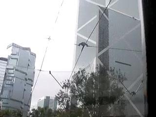 中国銀行 - 香港トラム