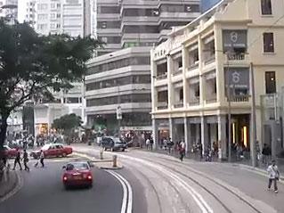 THE PAWN - 香港トラム