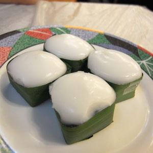 ココナッツゼリー - 竹園海鮮飯店・九龍城