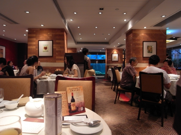 店内 - 利苑酒家 Lei Garden Restaurant リーガーデンレストラン