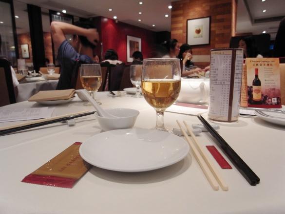 テーブル - 利苑酒家 Lei Garden Restaurant リーガーデンレストラン