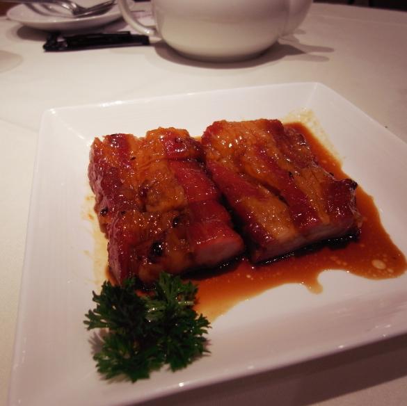 蜜汁叉焼 - 利苑酒家 Lei Garden Restaurant リーガーデンレストラン