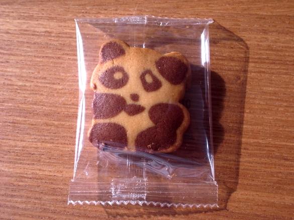 奇華餅家パンダクッキー