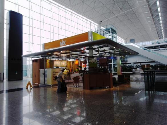 香港国際空港 Mix