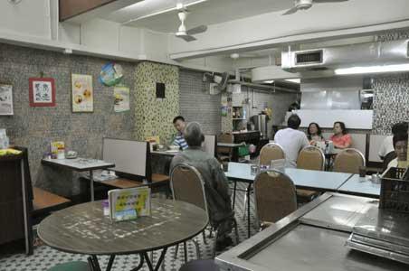 2階店内 - 旺角・中国冰室