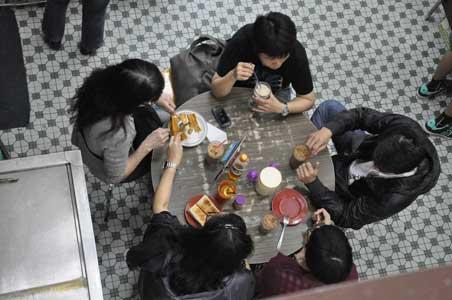 1階店内 - 旺角・中国冰室