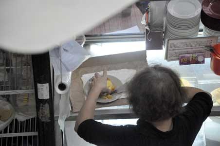 作業中 - 旺角・中国冰室