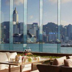アフタヌーン・ティー - インターコンチネンタル香港