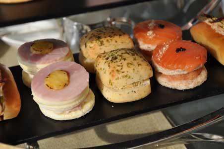 サンドイッチ - インターコンチネンタル香港