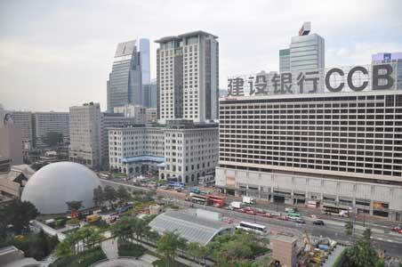 シティビュー - インターコンチネンタル香港