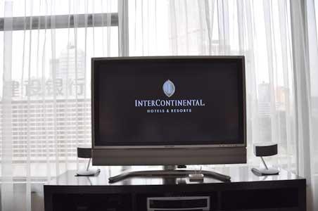 テレビ - インターコンチネンタル香港