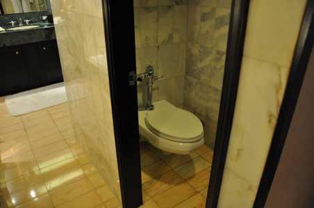 トイレ - インターコンチネンタル香港