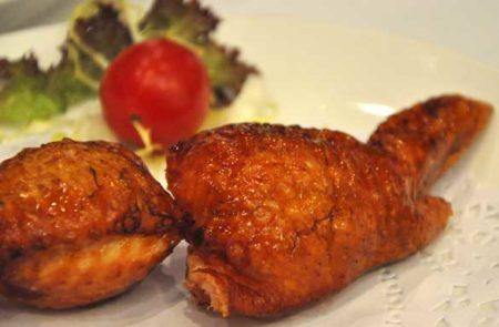 ツバメの巣詰め手羽先 - 名人坊高級粵菜