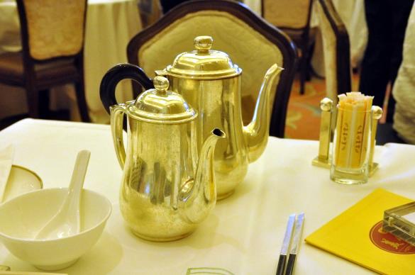 お茶 - 美心皇宮 シティホール・レストラン
