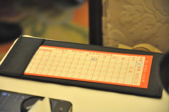 点心カード - 美心皇宮 シティホール・レストラン