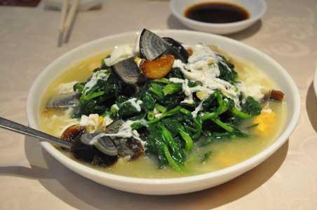 金银蛋豆苗 - 彭慶記 Pang's Kitchen