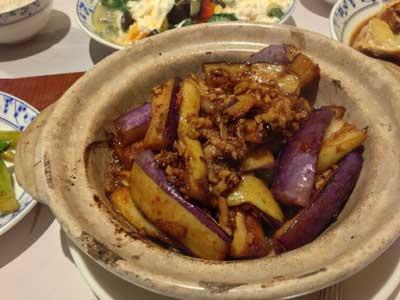 漁香茄子煲- 廣東茶居 Canton Deli