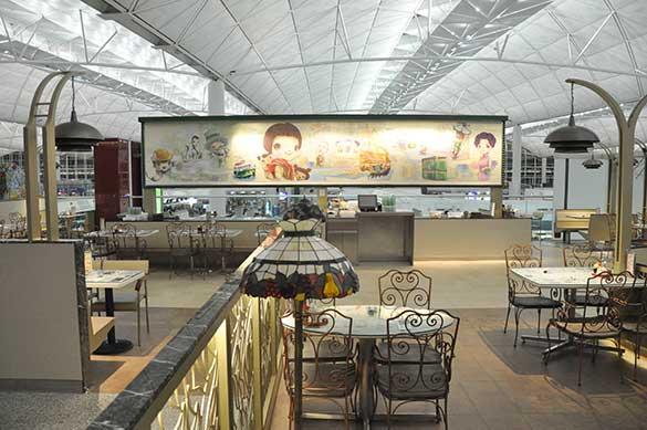 翠華餐廳すいかレストラン