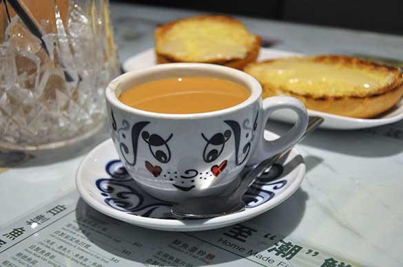 ミルクティ - 翠華餐廳すいかレストラン