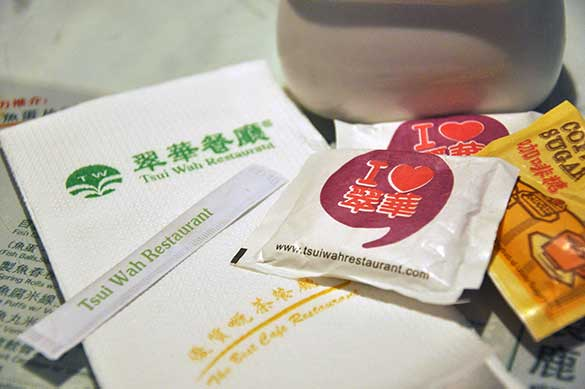 砂糖 - 翠華餐廳すいかレストラン