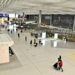 香港国際空港T2 6Fフロア
