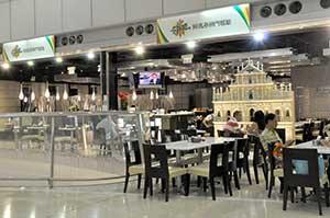 阿瑪港澳門餐廳 - 香港国際空港T2 6Fフロア
