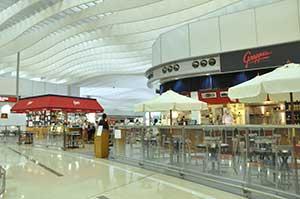Grappa's - 香港国際空港T2 6Fフロア