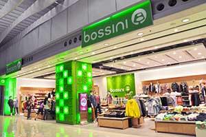 bossini - 香港国際空港T2 6Fフロア