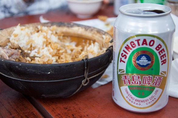 青島ビール - 四季煲仔飯