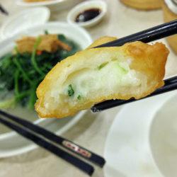 揚げミルク!?順徳料理と美味しい点心 「鳳城レストラン」