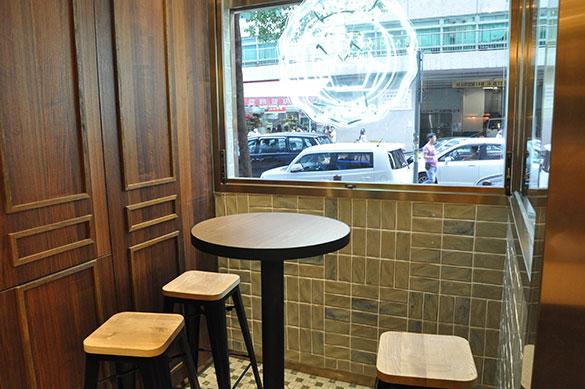 店内 - 泰昌餅家が手がけるカフェ T CAFÉ 1954