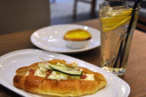 クロワッサン - 泰昌餅家が手がけるカフェ T CAFÉ 1954
