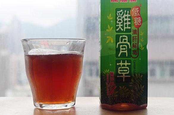 鶏骨草 - 涼茶/漢方飲料