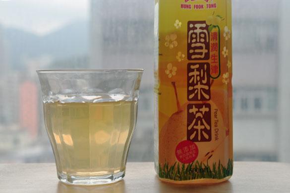 雪梨茶 - 涼茶/漢方飲料