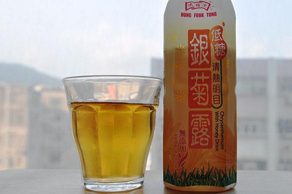 銀菊露 - 涼茶/漢方飲料