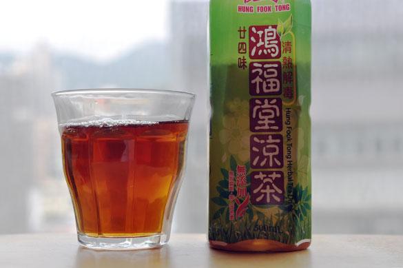 鴻福堂涼茶 - 涼茶/漢方飲料