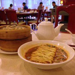 タンタン麺と小龍包 - 詠藜園 ウィンライユン