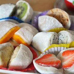 香港デザートの新風!長洲島マンゴー大福とかドリアン大福とか食べ比べランキング。