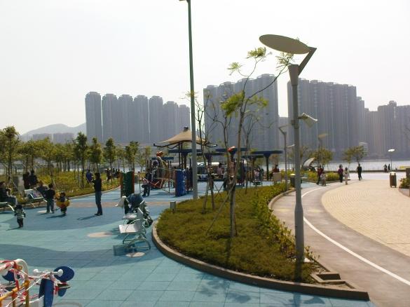 荃灣公園 - 荃湾 ツェンワン エリアみどころスポットまとめ