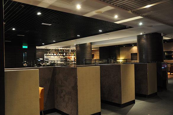 香港国際空港 到着ラウンジ「プラザプレミアムラウンジ」