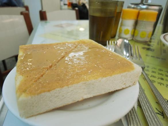 ピーナツバタートースト - 澳洲牛奶公司
