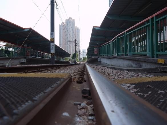 線路 - 軽鐵 LRT