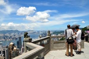 ビクトリア・ピーク - 世界!弾丸トラベラー香港
