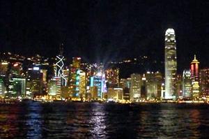 シンフォニー・オブ・ライツ - 世界!弾丸トラベラー香港