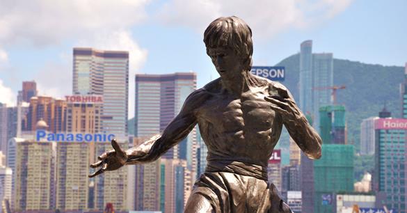 ブルースリー - 世界!弾丸トラベラー香港