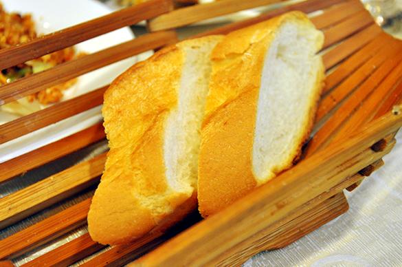 フランスパン - 竹園海鮮飯店