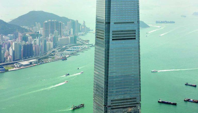 ザ リッツ カールトン 香港